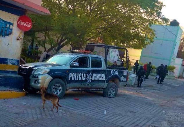 Un asunto político, el de los desplazados de Tlaltempanapa: alcalde de Zitlala