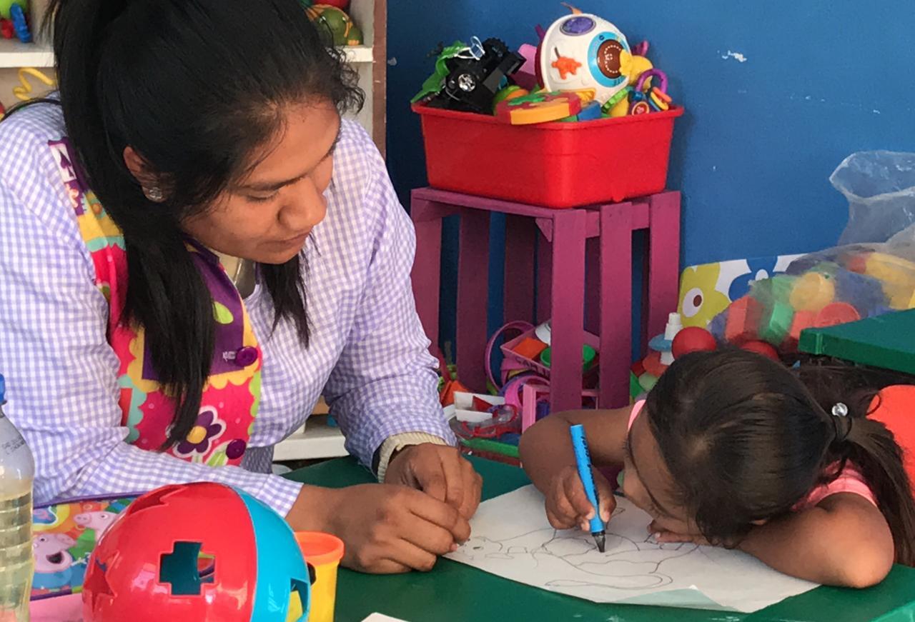 Hay 15 alumnos con Síndrome de Down en el CAM de Chilapa