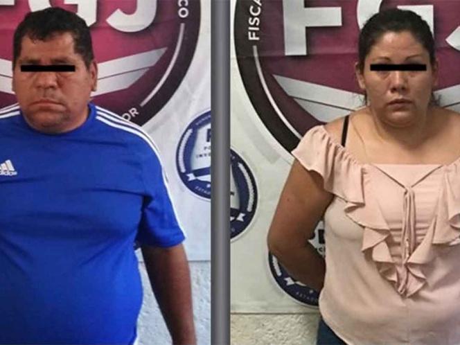Detienen a exalcalde y a su hija por extorsión en el Edomex