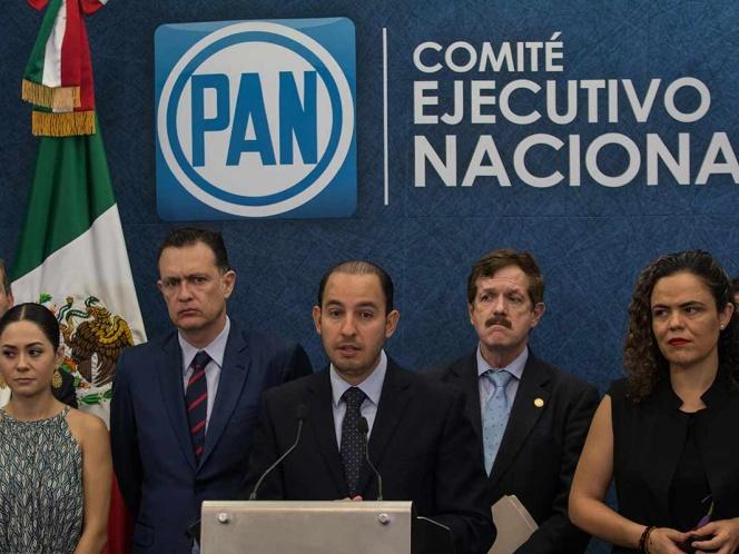 Pide PAN remover a Muñoz Ledo del cargo en Cámara de Diputados