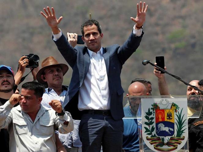 Guaidó pide a venezolanos que estén preparados para 'todo'