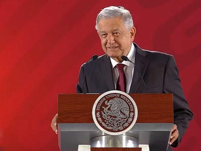No voy a reelegirme, no soy un vulgar ambicioso: López Obrador