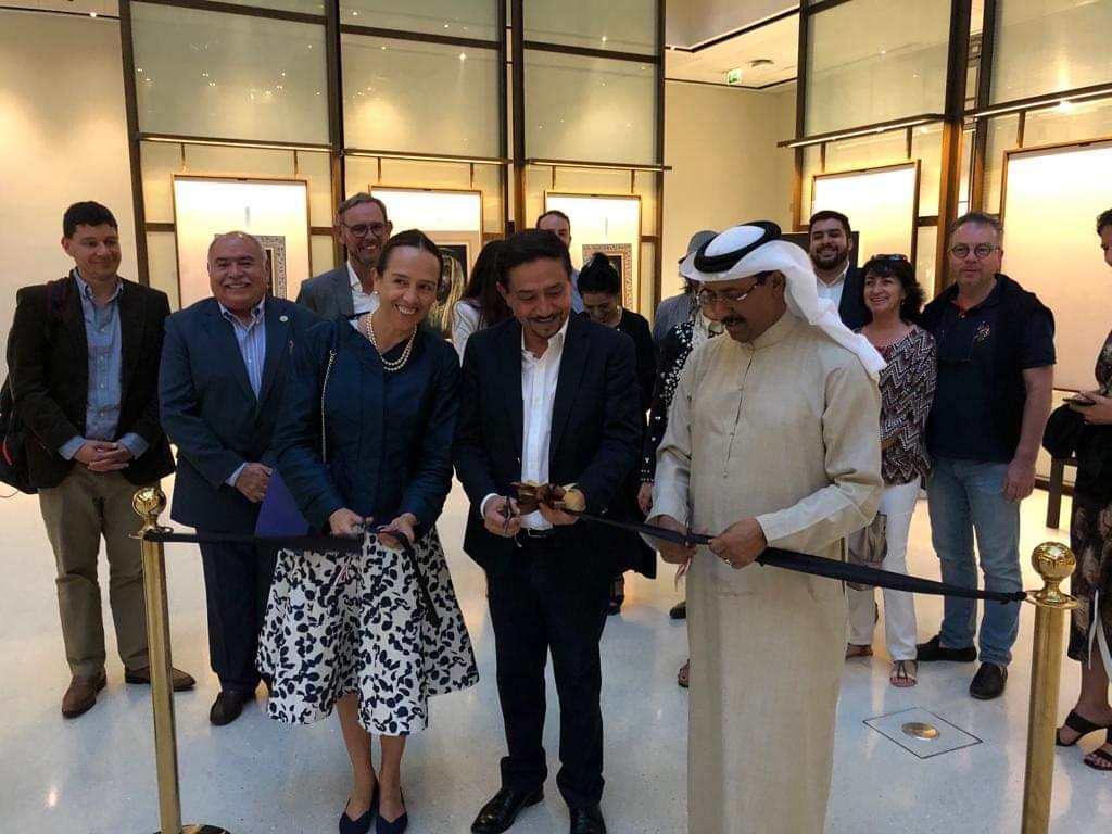 Exhiben artesanías guerrerenses en Dubái