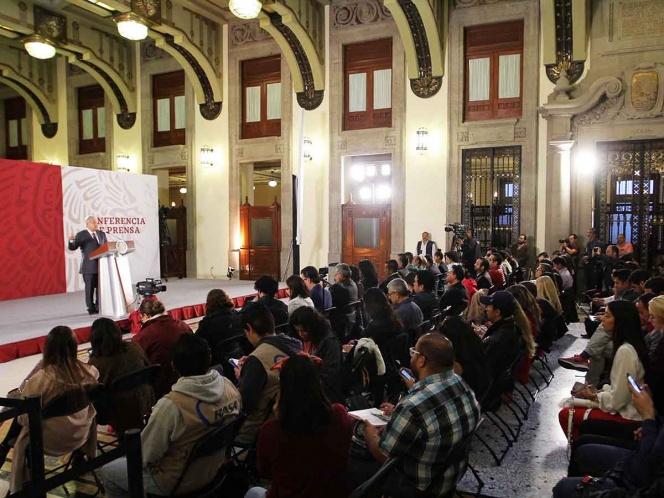 Si hay pruebas contra exedil, que se castigue: López Obrador