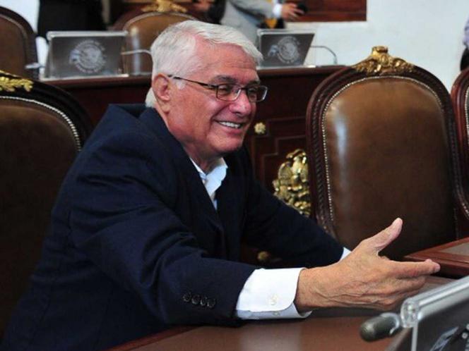 Lamentan deceso del diputado en la CDMX, Virgilio Caballero