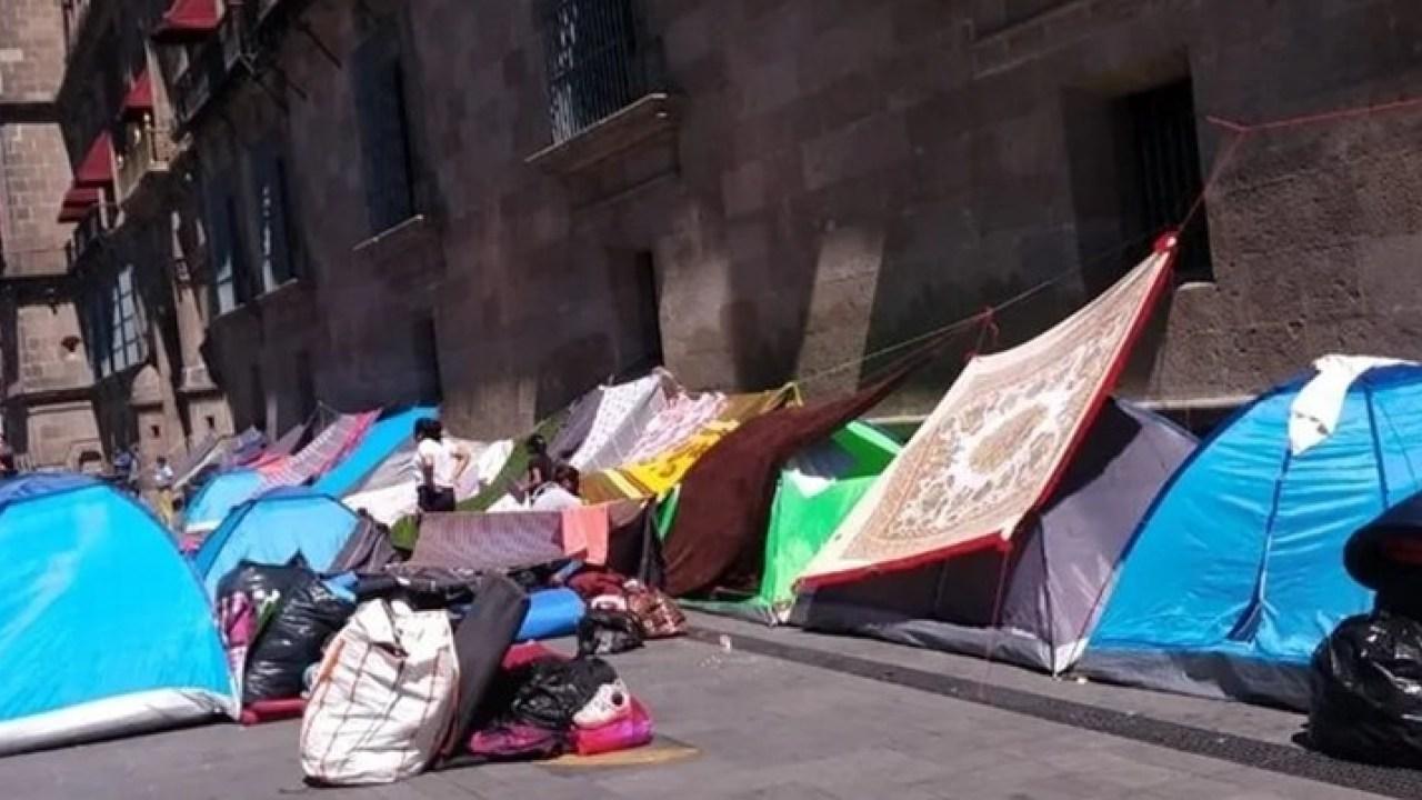 """""""Autoridades no nos ofrecen seguridad ni ayuda"""", señalan desplazados de Guerrero"""