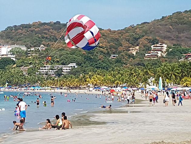 A una semana del tianguis turístico, el Acapulco Dorado e Ixtapa registran ocupación cercana al 90%