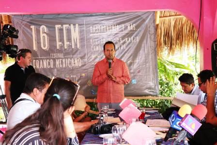 El 19 de marzo arranca el festival franco mexicano en Acapulco