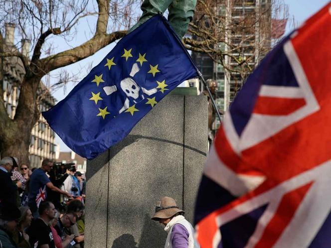 Rechazan por tercera vez acuerdo del Brexit de May