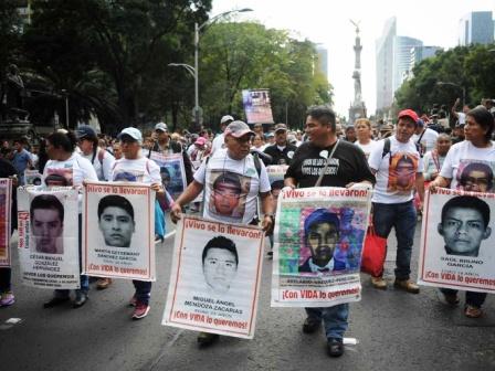 CNDH presenta recomendación por violaciones graves en caso Ayotzinapa