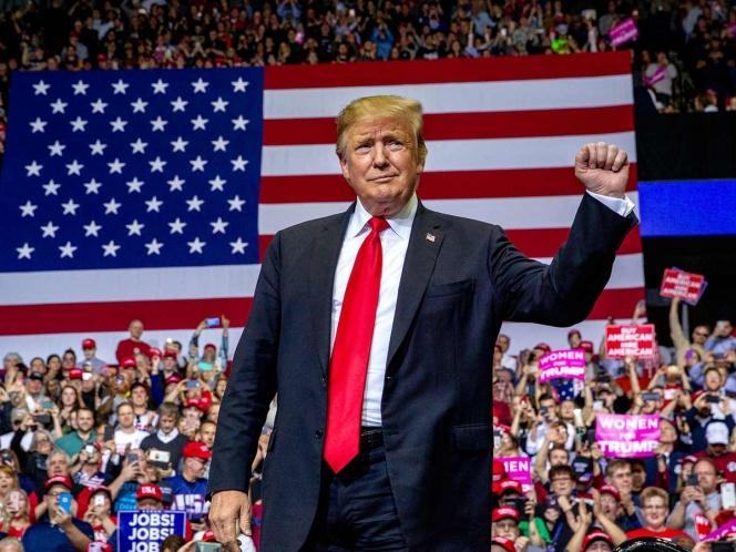 Tras amenaza fronteriza, Trump corta ayuda a Centroamérica