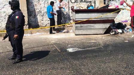 Otra jornada violenta deja tres ejecutados y cuatro heridos, en Acapulco