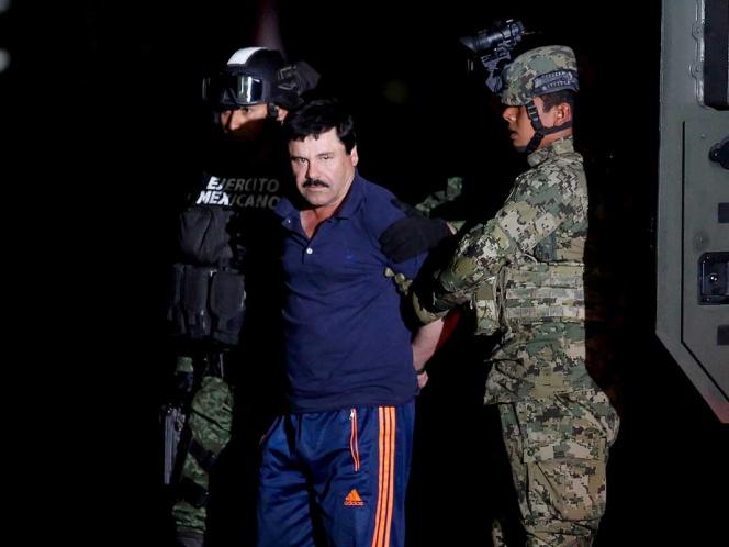 Corte desecha amparo para repatriar a 'El Chapo'