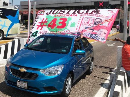 Advierte CETEG fuertes movilizaciones en Guerrero