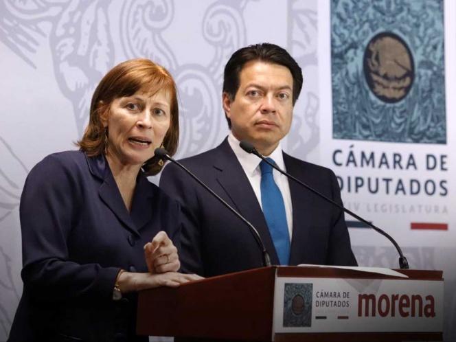 Aunque quiebren, partidos deben recibir 50% menos de financiamiento: Morena