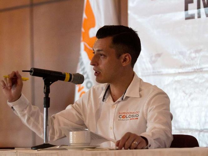 'Si mi padre hubiera gobernado, sería un México más responsable': Colosio Riojas