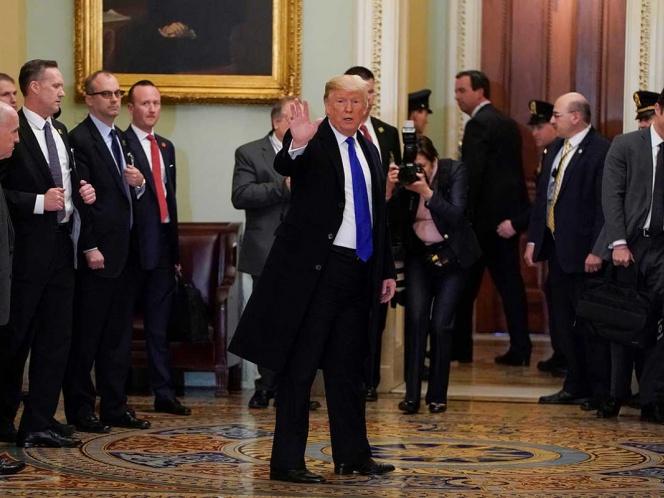 Fracasa intento por anular veto a emergencia nacional de Trump