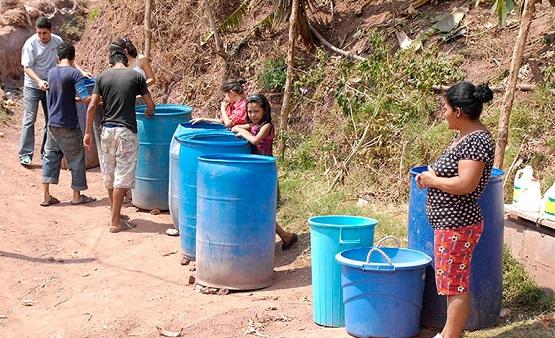 Chilapa: se agudiza crisis de agua