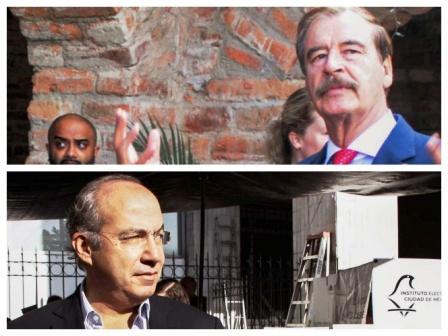 La misma seguridad a Calderón y Fox pero más barata: López Obrador