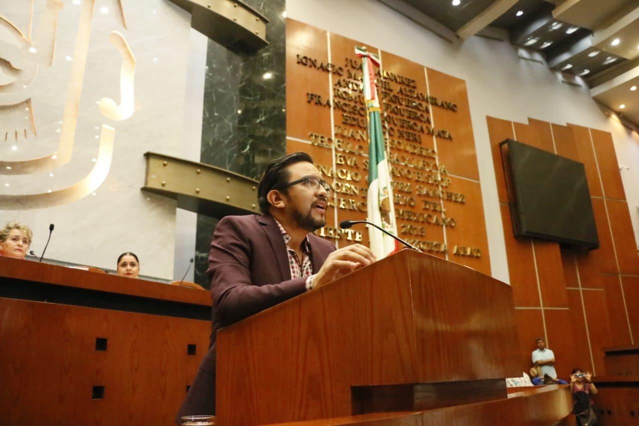 Propone diputado de Morena, crear la Fiscalía Especializada en materia de combarte a la extorsión