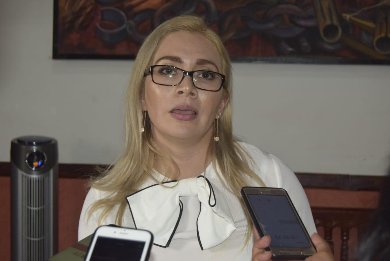 3 mil 568 campesinos, que podrían quedar fuera del programa de fertilizante: Erika Alcaraz Sosa