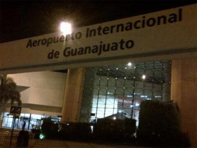 Comando roba 20 millones en aeropuerto de Guanajuato