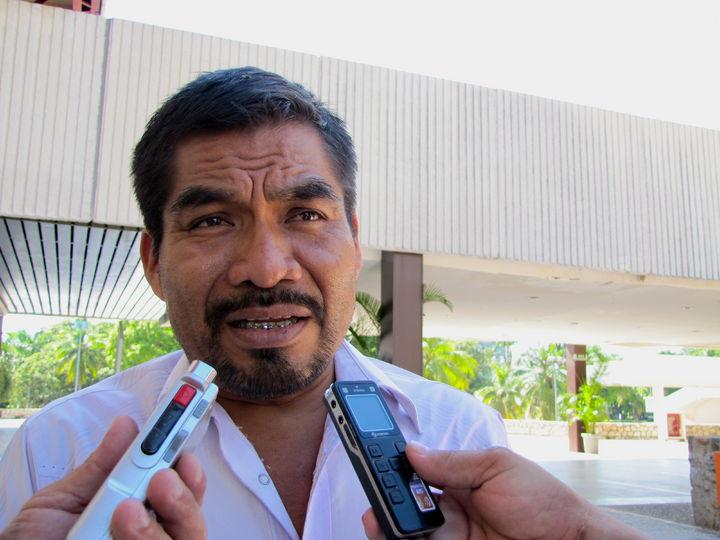Líder de las autodefensas en la Costa Chica de Guerrero, Bruno Plácido Valerio, aseguró que el objetivo es confrontar a los grupos criminales de esa zona