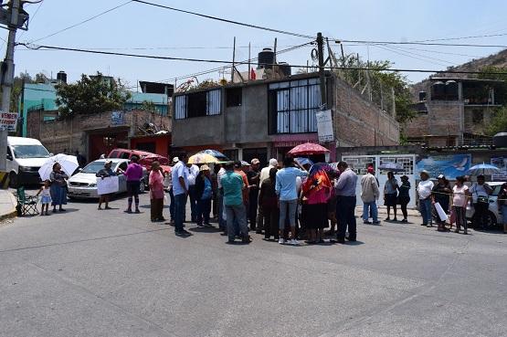 Otro bloqueo en Chilpancingo para exigir agua