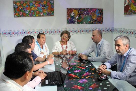 El Tianguis Turístico, oportunidad para mostrar las bellezas de Acapulco: Adela Román