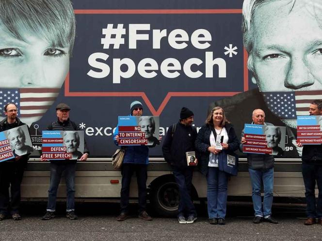 ¿Qué hizo Julian Assange para que EU lo acuse de conspiración?