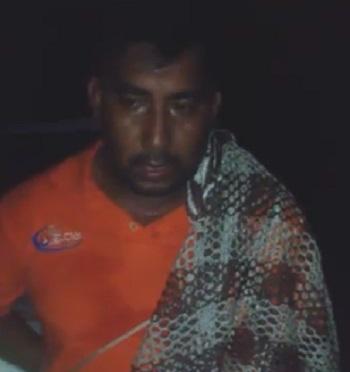 (Video) Levantan y torturan a taxista de Ometepec, en Marquelia