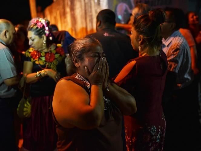 Entregan cuerpos de la masacre de Viernes Santo en Minatitlán