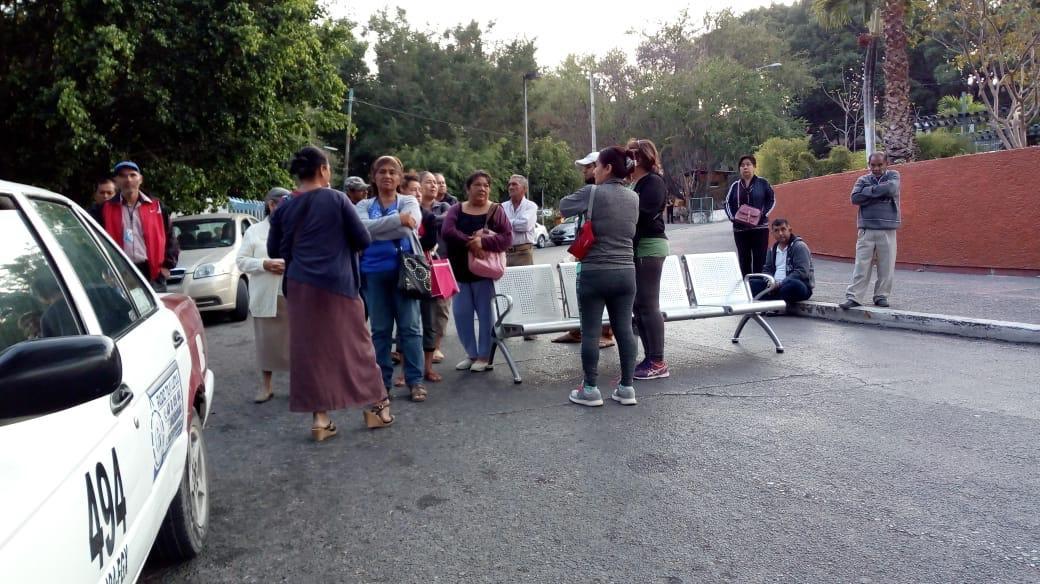 Estallan derechohabientes contra el ISSSTE en Chilpancingo, por deficiente atención  y malos tratos