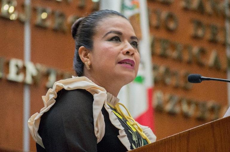 """Eunice Monzón, """"oportunista"""" que no es digna de tener una diputación: Norma Otilia"""