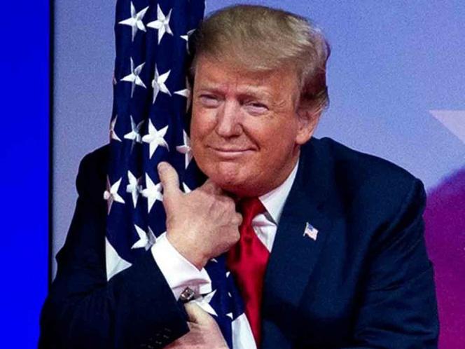 Psicólogo diagnostica a Trump con principios de 'demencia'