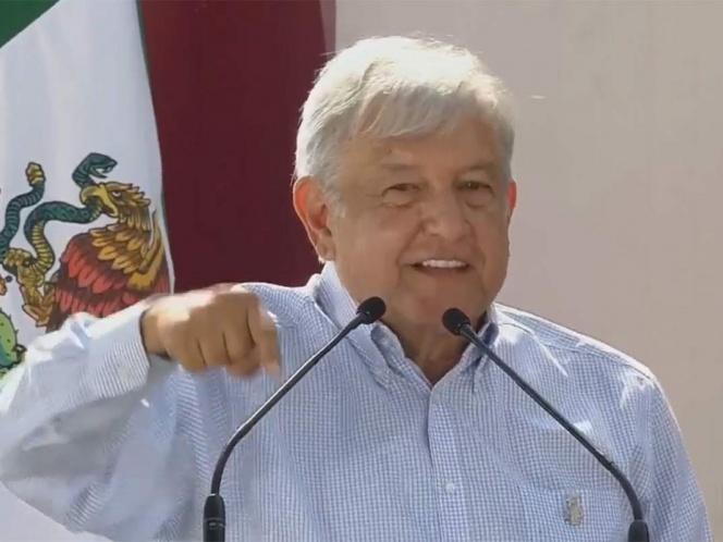 Hipocresía, la única doctrina de los conservadores: López Obrador