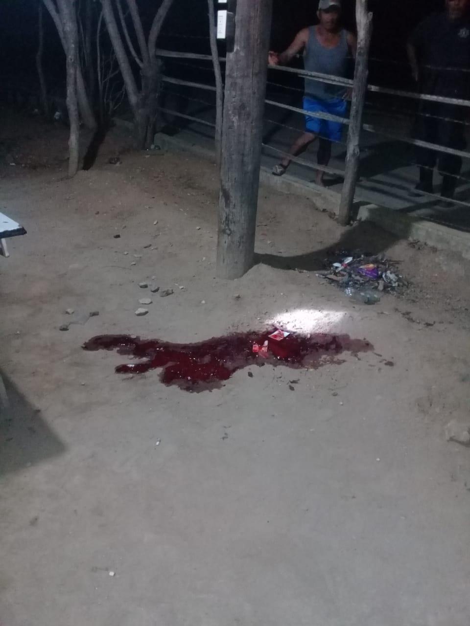 Asesinan a un hombre en Coyuca de Benítez
