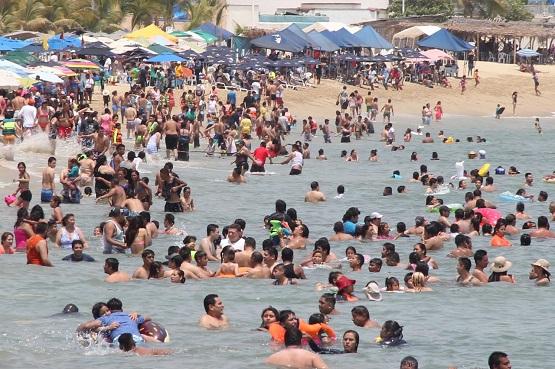 Repunta ocupación hotelera en Acapulco y llega al 90.2 por ciento