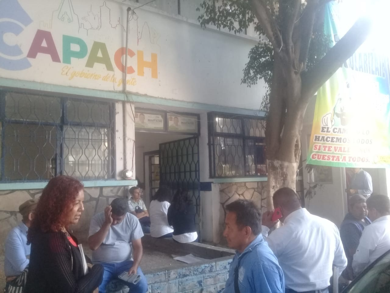 Antonio Gaspar no ha pagado segunda quincena de Marzo a trabajadores de Capach