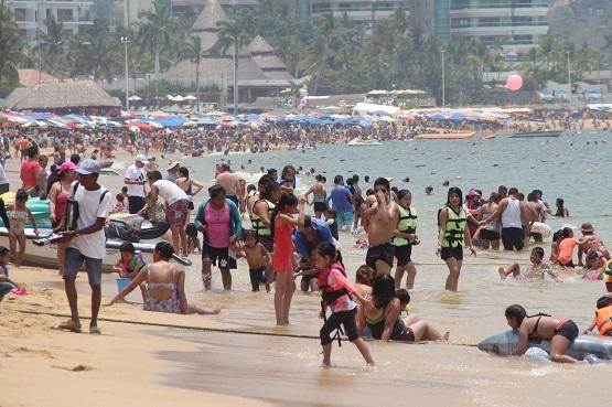 Alcanza Acapulco el 94 por ciento de ocupación hotelera