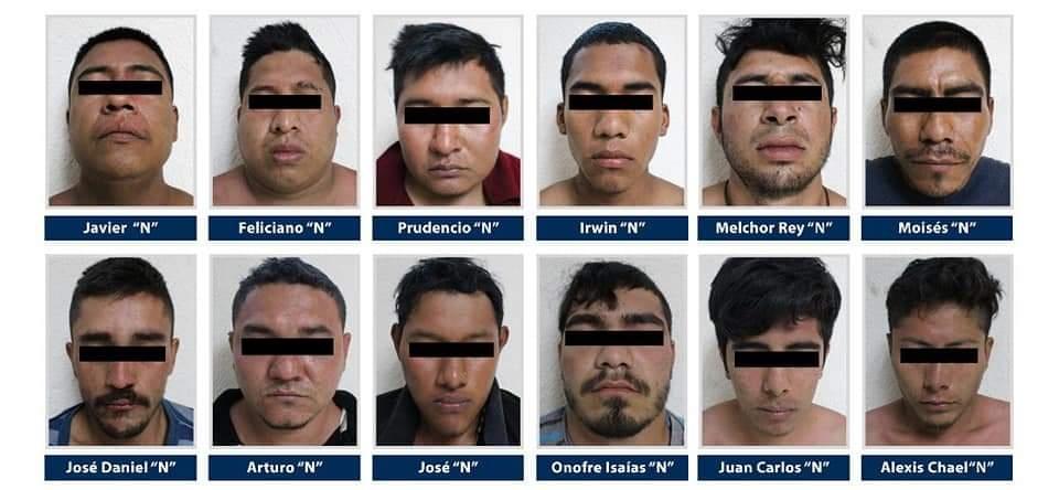 Fueron 12 los detenidos en Acapulco, tras balaceras: Fiscalía