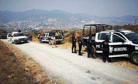 Localizan a un hombre sin vida en el tramo carretero Petaquillas-Mazatlán