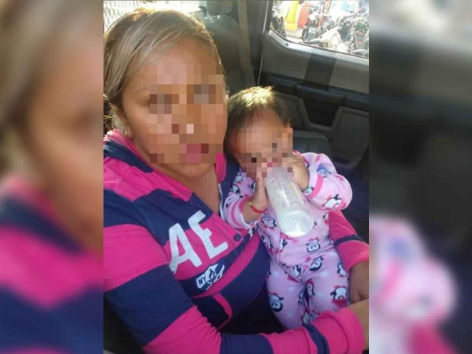 Pareja compró a bebé Nancy por tres mil pesos y una cadena de oro