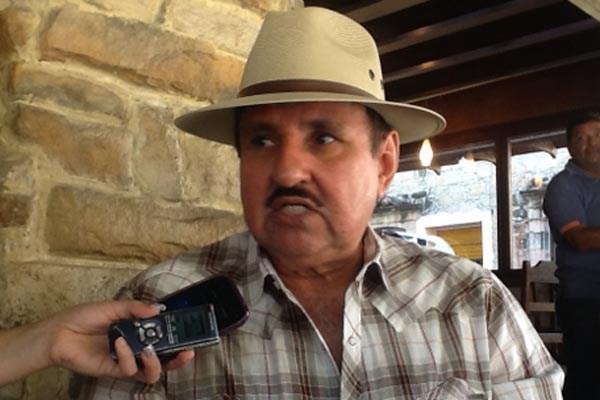 Resultado de imagen para dirigente de la Liga de Comunidades Agrarias y Sindicatos Campesinos, Evencio Romero Sotelo