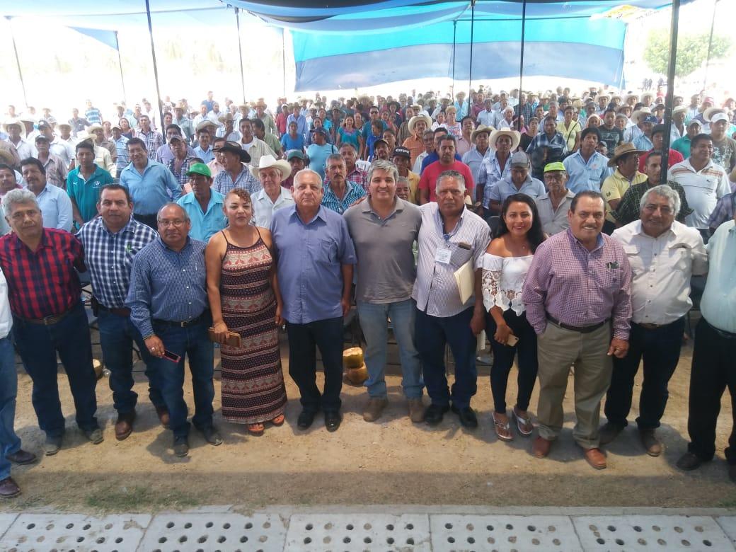 Aliado y gestor permanente de los campesinos, el Gobernador Astudillo, dice Castro Justo