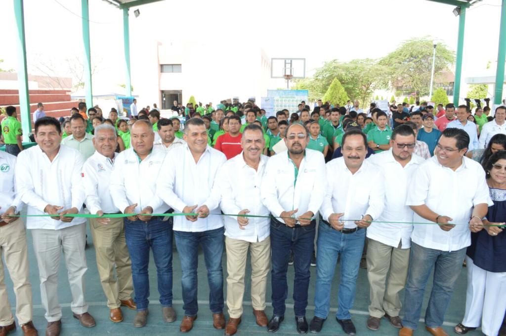 Continúan las ferias del empleo; en Iguala 25 empresas ofertan 250 plazas: Óscar Rangel
