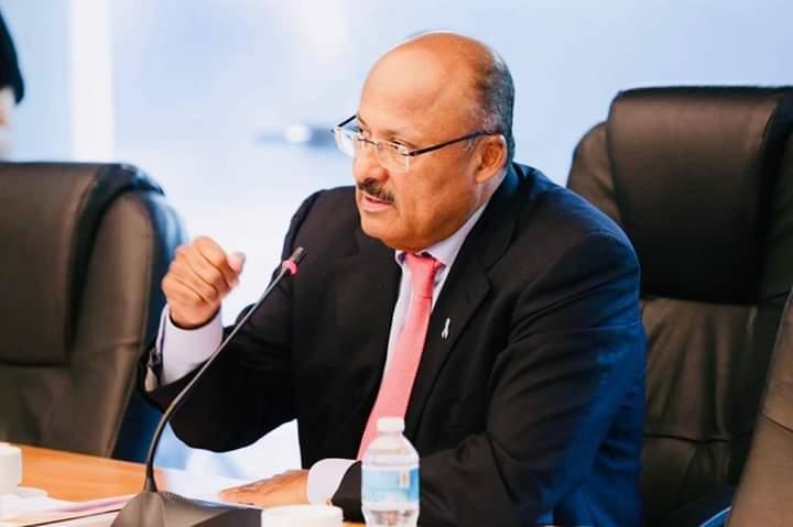 """El presidente no puede instruir a """"Dejar sin Efecto"""" la Constitución y las leyes que han sido aprobadas por el Congreso de la Unión: Diputado René Juárez"""