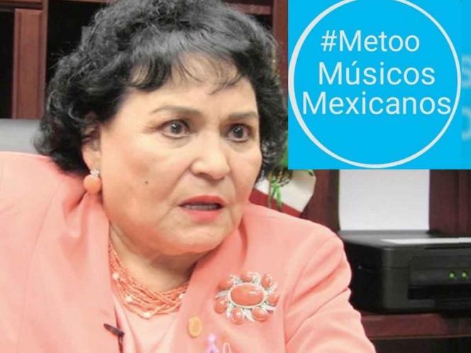 Carmen Salinas despotrica contra #MeToo tras muerte de Vega Gil