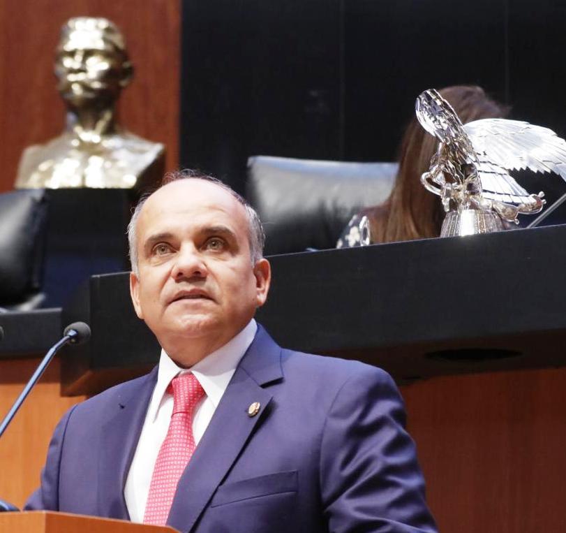 Exhorta Añorve al gobierno a entregar fertilizante a tiempo en 2020