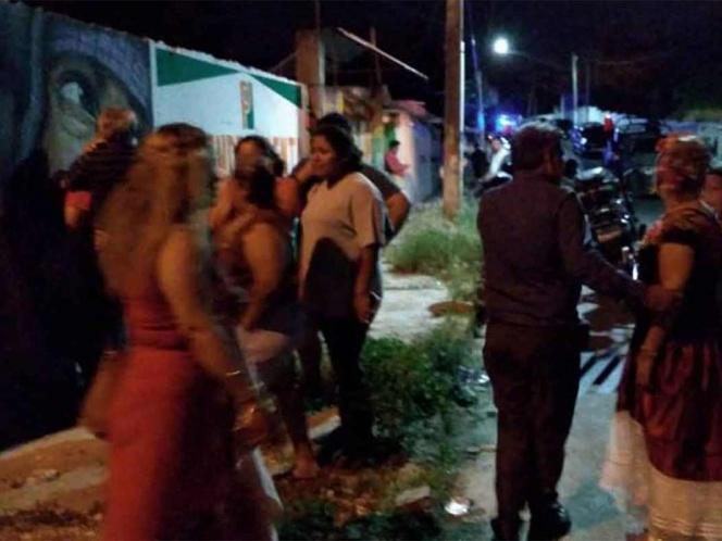 Federales buscan a asesinos de Minatitlán, mataron a 14 entre ellos un bebé